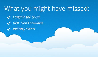 Stay ahead of the curve on the latest developments in the cloud