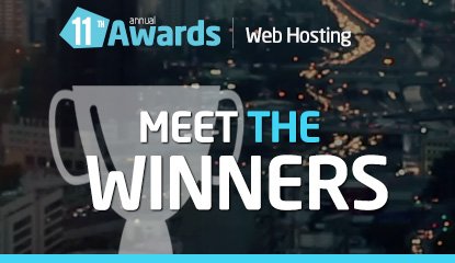 2016 Web Hosting Awards Winners Announced